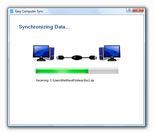 Click to view Easy Computer Sync screenshots